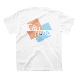 Yomogi-FallingDown T-shirts