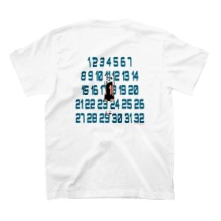 Day 32 / 続き T-shirts