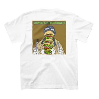TOWER of HAMBURGER T-shirts