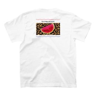 【西瓜】サマーバケーション T-shirts