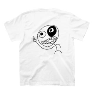 最終忠告 T-shirts