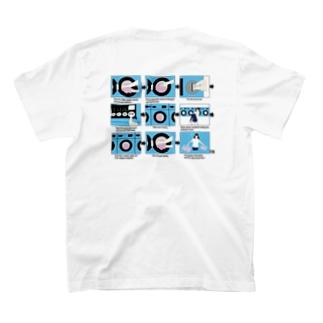コインランドリーと音楽TEE T-shirts