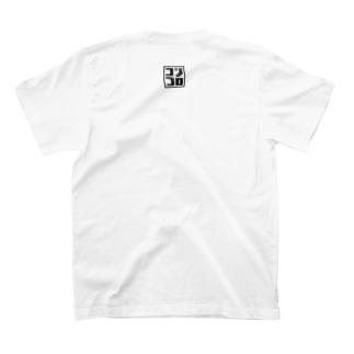 #スタッフのあとかた T-shirts