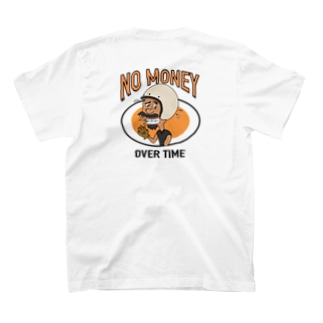 NO MANEY_OVER TIME T-shirts