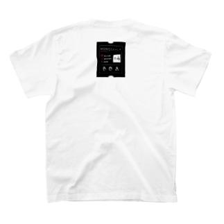 BACK_TAG Tシャツ T-shirts