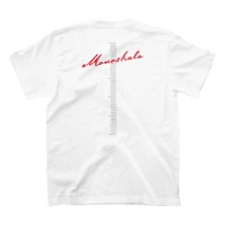 BACK _ LOGO Tシャツ T-shirts