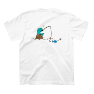 ウオツリウオさん T-shirts