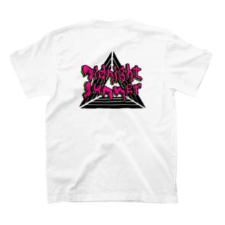 midnight summer 真夜中の夏 T-shirts