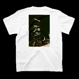 all_things_niceの夜のビル T-shirts