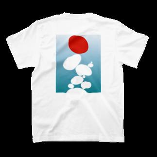 vapor__yujin__のNIPPON No.5 T-shirts