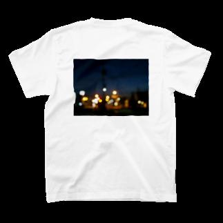 FFLprojectのsecret night T-shirts