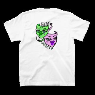 K×K のSTAY JUICY🥵💦 T-shirts