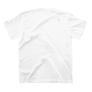 蚊T 背面 リアルサイズ T-shirts