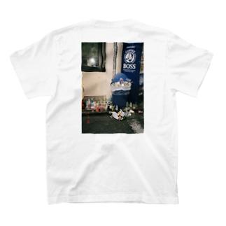 汚い原宿 T-shirts