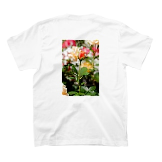 FLOWERS-蕾- T-shirts