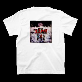hayashi_kbのヨコハマ T-shirts