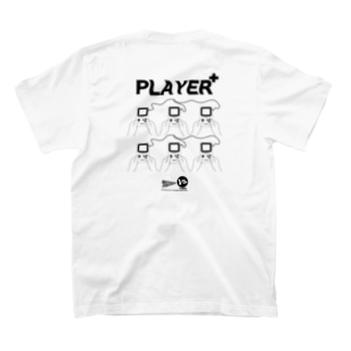 ポータブルゲームTEE T-shirts