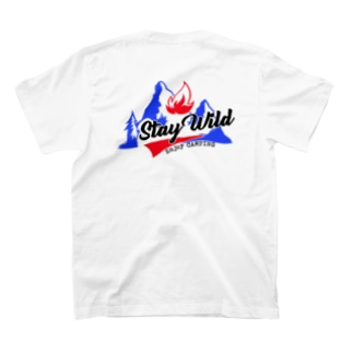 Stay Wild T-shirts