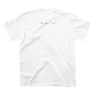 ボーイフレンド T-shirts