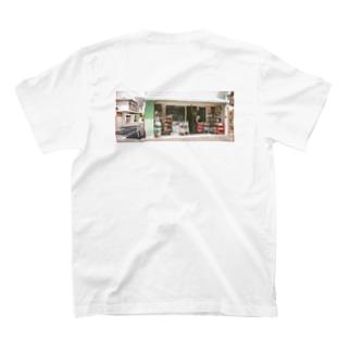 町dig1:昔の薬局を感じる T-shirts