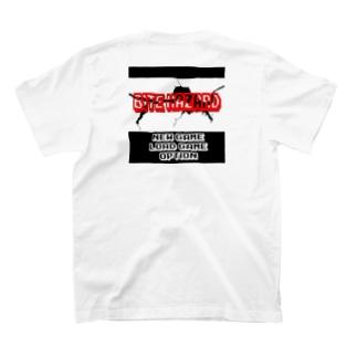 バイトハザード 相模湖 T-shirts