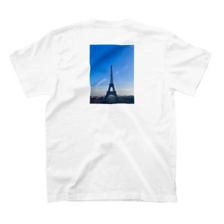 MASSAMAN&Co.のパリ T-shirts