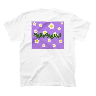 HAREGASUKI  T-shirts