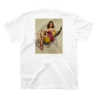 sit down the couch T-shirts