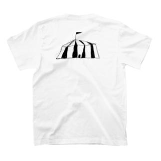 朝のサーカス T-shirts