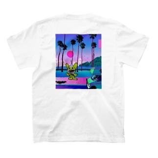 西海岸ハスラーくん T-shirts