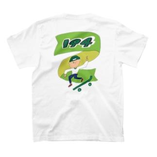 194くん T-shirts