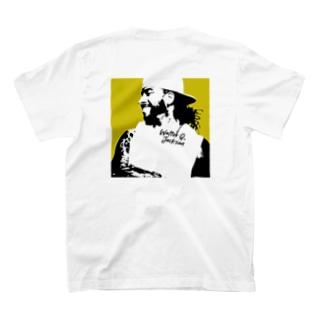 GMYL Color T-shirt(back print) T-shirts