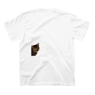 うちのメンズ つくし T-shirts