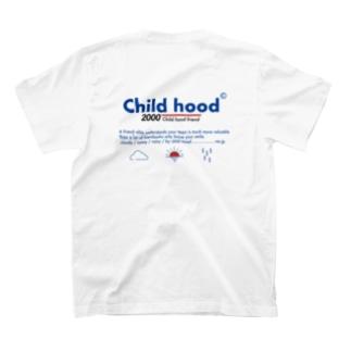 child hood Tシャツ T-shirts