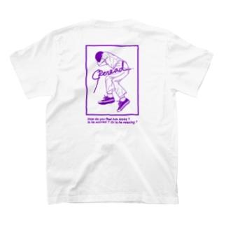 【昼まで寝てもよくない?】 T-shirts