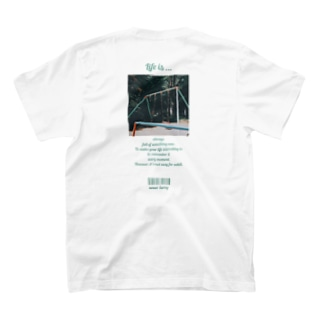 Life is ver.1.1 T-shirts