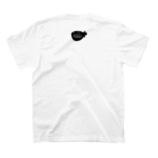 FuguT 裏襟ワンポイント T-shirts