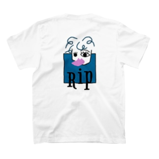 Rip ピソカ return's🌀 T-shirts