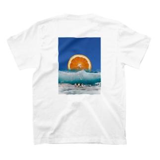 summer2🍊 T-shirts