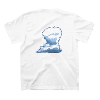 夏 雲 T-shirts