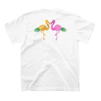 印工グ(印エグ) フラパイン T-shirts