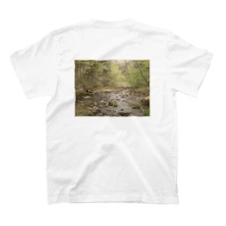 影裏の撮影場所 T-Shirt