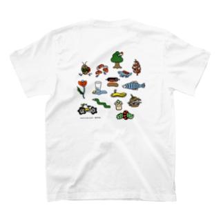 wa~rp _101 Tshirt T-shirts