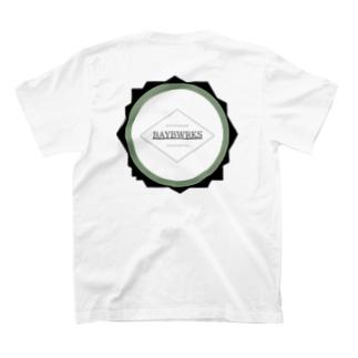 back logo T-shirt T-shirts