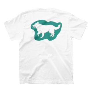 ハスキーTシャツ T-shirts