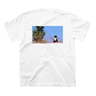 猫根っこ T-shirts