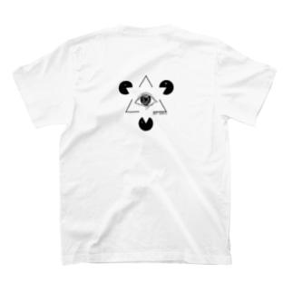 背中側 y c m T-shirts