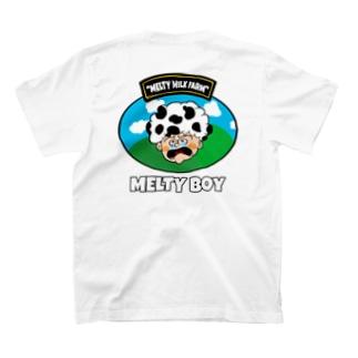 MELTY MILK FARM Tシャツ T-shirts