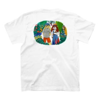 植物園にて T-shirts
