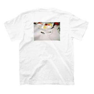 甘味に愛を。のフラッシュによる洗礼 T-shirts